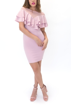 ENTRY Double Layer Dress - Product List Image