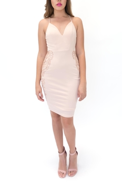 ENTRY Lace Strappy Dress - Alternate List Image