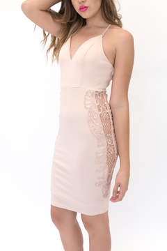 ENTRY Lace Strappy Dress - Product List Image