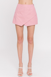 Endless Rose Envelop Basic Skort - Product Mini Image