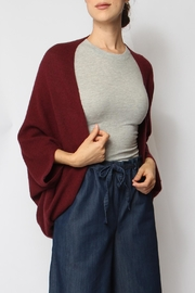 Alashan Cashmere  Envelope Cocoon Sweater - Product Mini Image