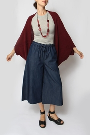 Alashan Cashmere  Envelope Cocoon Sweater - Front full body