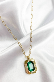True By Kristy Envy Necklace - Front cropped