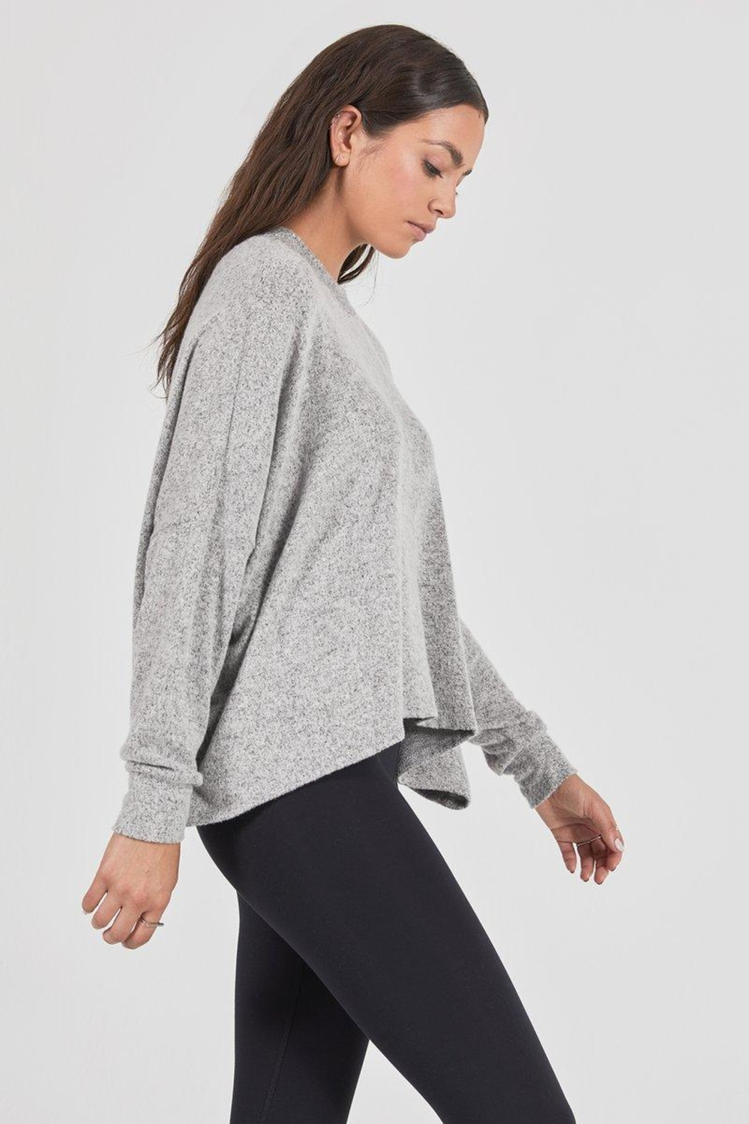 Joah Brown Epic Hacci Long-Sleeve - Front Full Image