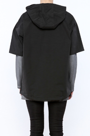 Shoptiques Product: Cowl Neck Popover - Back cropped