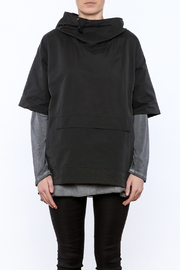 Shoptiques Product: Cowl Neck Popover - Side cropped