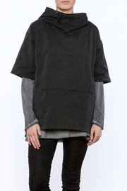 Epidemic Cowl Neck Popover - Product Mini Image