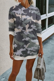 ePretty Camouflage Tunic/dress - Product Mini Image