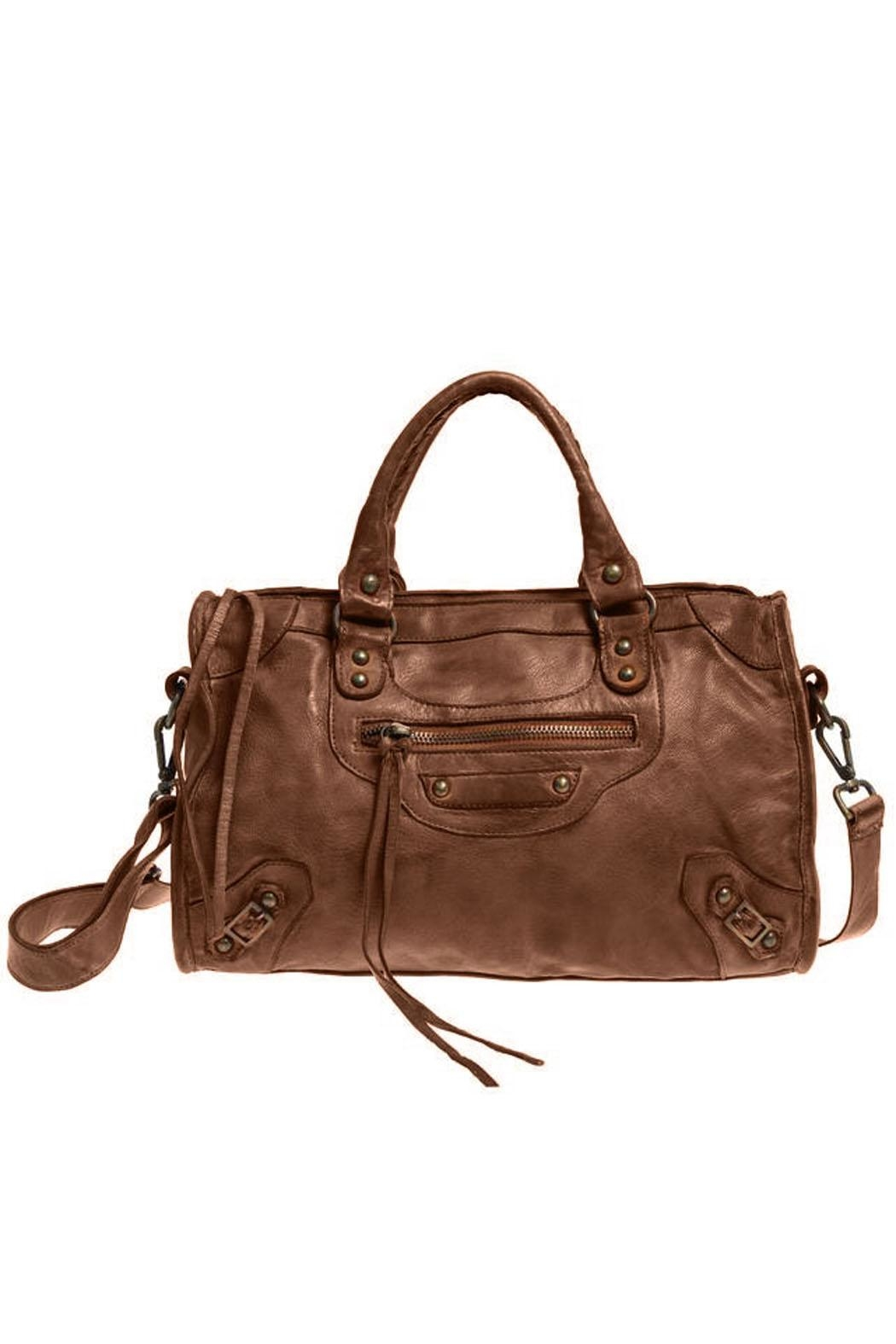 e7bde79bdf92d Tano Equestrian Satchel from California by Purseonality — Shoptiques