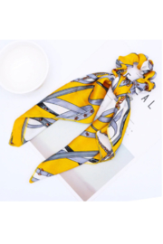 The Birds Nest EQUESTRIAN SCRUNCHIE SCARF - Product Mini Image