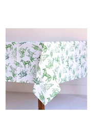 Pomegranate Equestrian Sketch Tablecloth - Product Mini Image