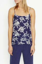 Equipment Cara Silk Camisole - Front cropped