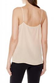 Equipment Cara Silk Camisole - Front full body