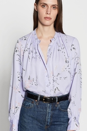 Equipment Causette Lavender Multi - Front cropped