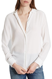 Equipment Essential Silk Blouse - Back cropped