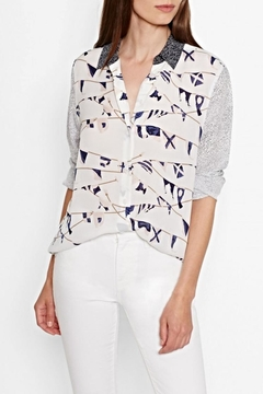 Shoptiques Product: Essential Silk Shirt