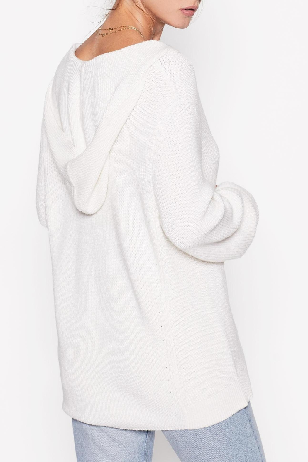 Equipment Hooded Pullover - Side Cropped Image