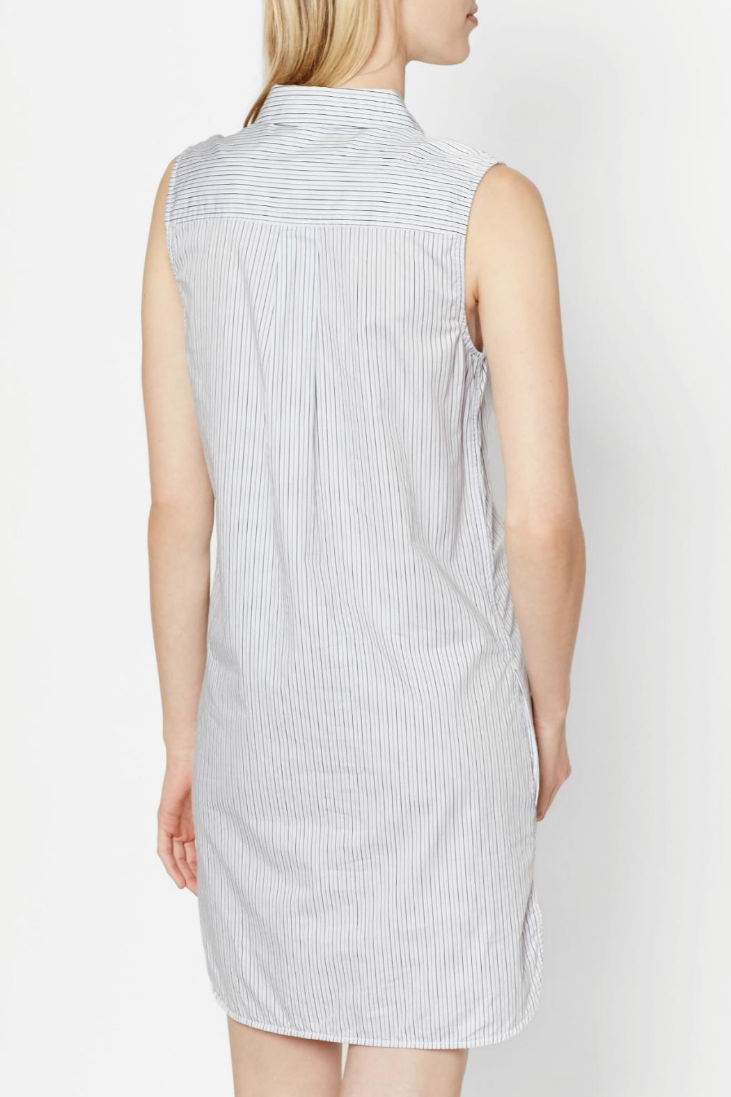Equipment Janna Cotton Dress - Side Cropped Image