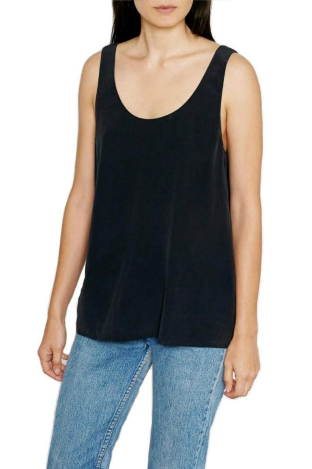 Equipment Kaylen Sleeveless Top - Front Cropped Image