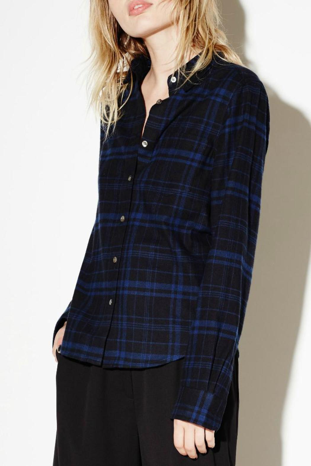 Equipment London Flannel Shirt From Canada By Era Style Loft