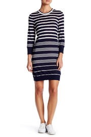 Equipment Marta Dress - - Front cropped