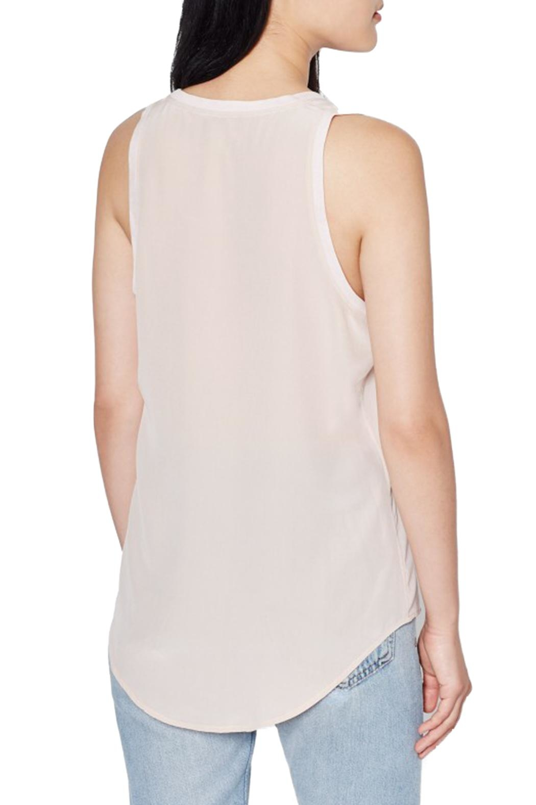 Equipment Mel Silk Tank - Side Cropped Image