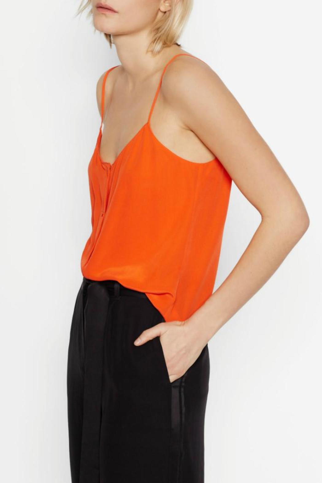 Equipment Perrin Cami Sunfire Top - Side Cropped Image
