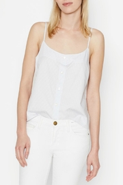 Equipment Perrin Cotton Cami Top - Product Mini Image