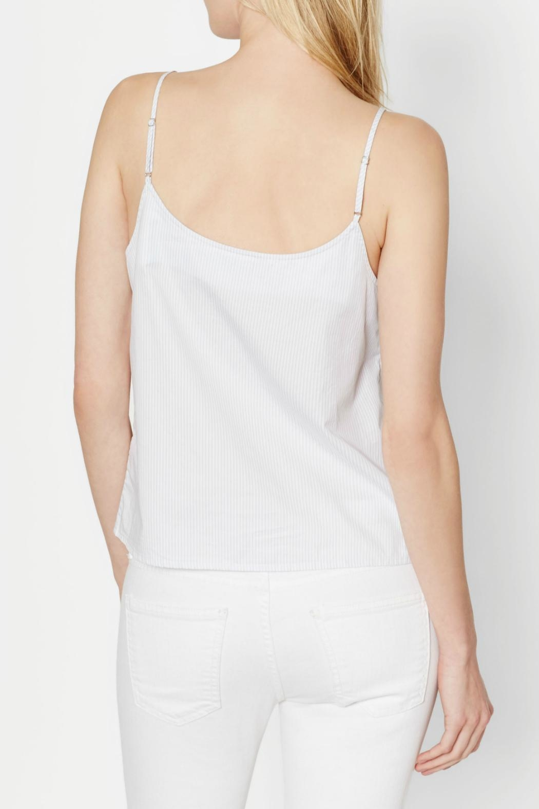 Equipment Perrin Cotton Cami Top - Front Full Image