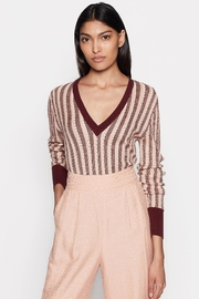 Equipment Pierette Sweater - Front full body