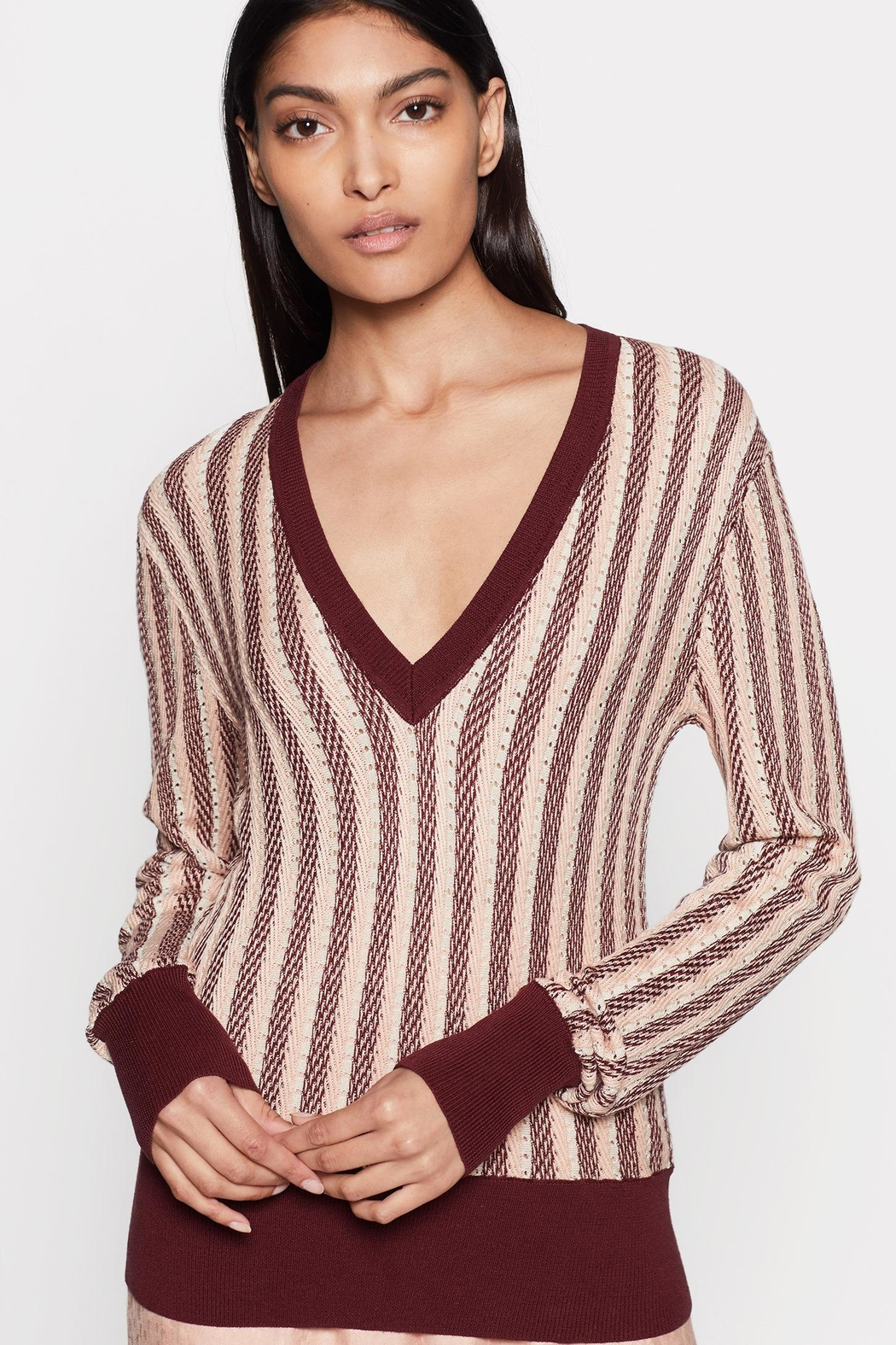 Equipment Pierette Sweater - Main Image