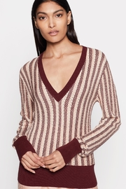 Equipment Pierette Sweater - Front cropped