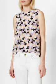 Equipment Reagan Desert Bloom Top - Front cropped