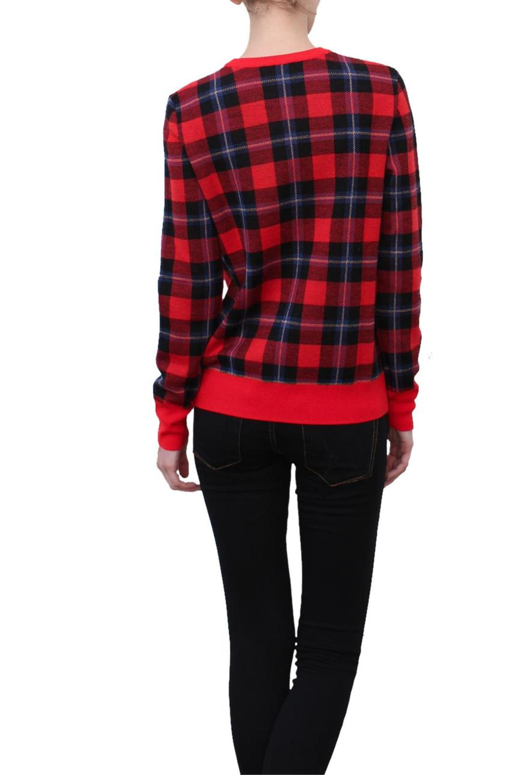 Equipment Shane Cherry Red Sweater from San Diego by Matti D ...
