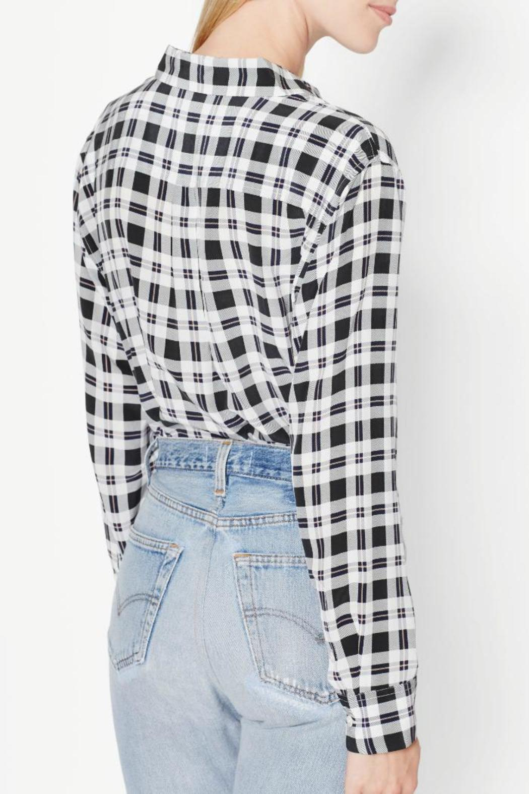 Equipment Signature In Multi Fever Plaid - Side Cropped Image