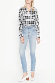 Equipment Signature In Multi Fever Plaid - Front cropped