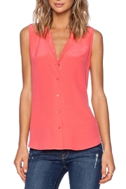 Equipment Sleeveless Adalyn Blouse - - Front cropped