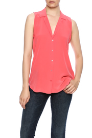 Equipment Sleeveless Adalyn Top - Front cropped