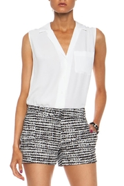 Equipment Sleeveless Keira Blouse - Front cropped
