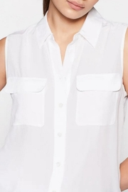 Equipment Sleeveless Slim Shirt - Product Mini Image