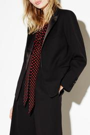 Equipment Wynne Tuxedo Blazer - Product Mini Image
