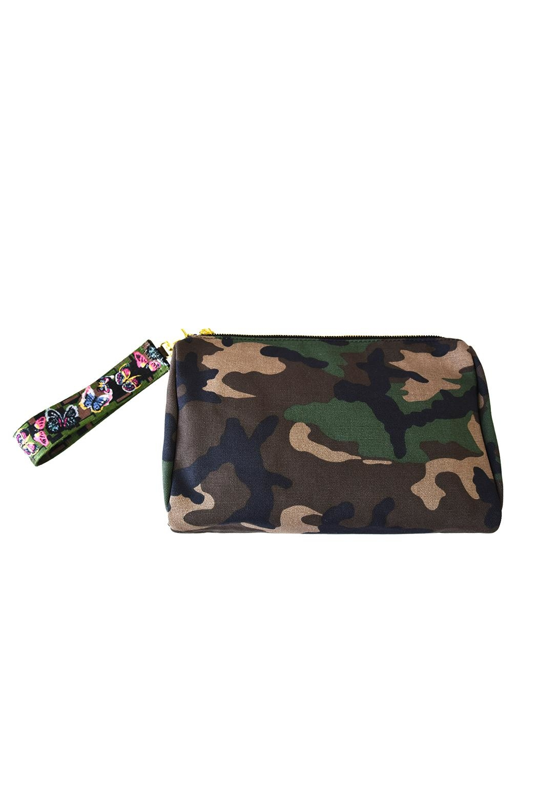 Equipt4U Camo Wristlet - Front Cropped Image