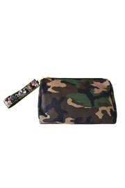 Equipt4U Camo Wristlet - Front cropped