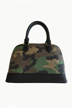 Equipt4U Green Camo Satchel - Product List Image