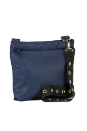 Equipt4U Navy Crossbody - Front cropped