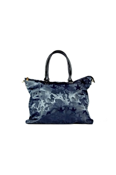 Shoptiques Product: Navy Star Satchel