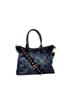 Equipt4U Navy Star Satchel - Alternate List Image