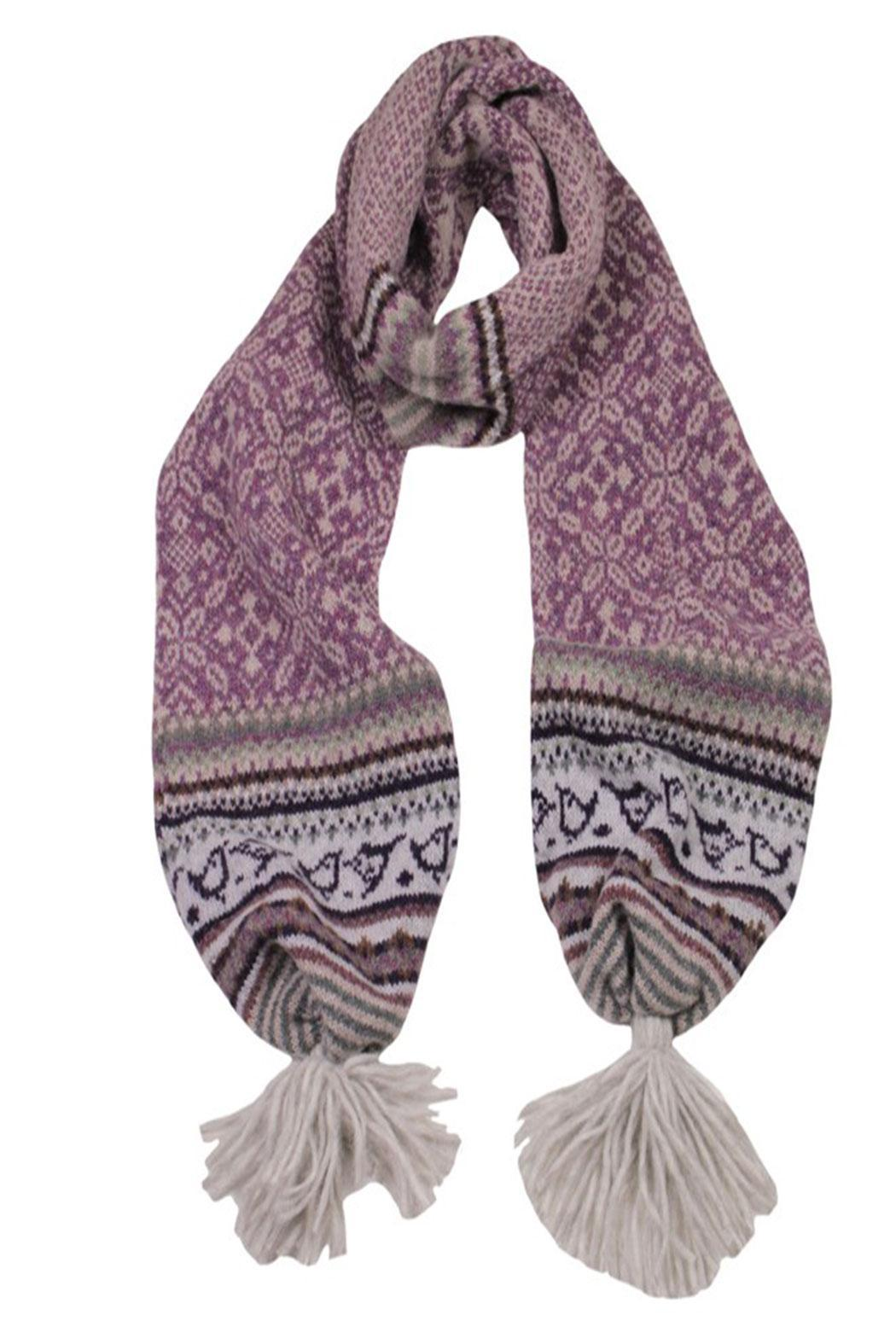 Eribe Fox & Wren Scarf - Front Cropped Image
