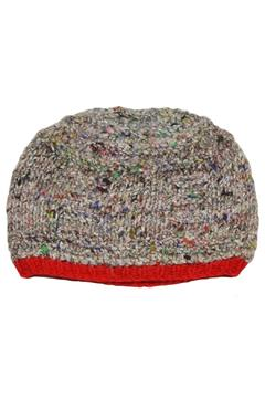 Shoptiques Product: Handknitted Tweed Beanie