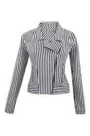 Eric Alexandre Striped Cotton Jacket - Product Mini Image